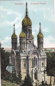 Wiesbaden , Germany , 00-10s ; Griechische Kapelle