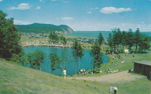New Brunswick,  Canada's Motourland,  Fundy Park,  N.B.,  Canada,  40-60s