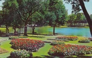 Minnesota Minneapolis Loring Park 1963