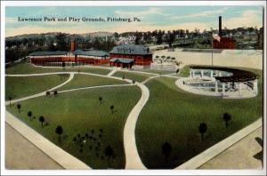 Lawrence Park & Play Grounds, Pittsburg PA