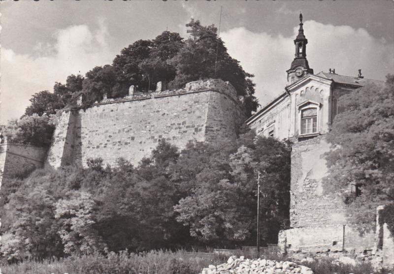 RP: VESZPREM , Hungary , PU-1958  : Castle