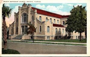 Florida Arcadia Trinity Methodist Church