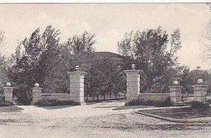 Colorado Greeley Entrance College Campus CTC Albertype