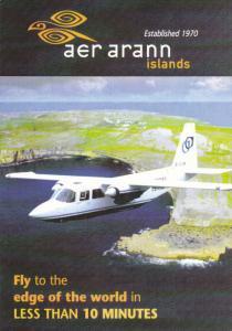 Aer Arann Airlines Airplane , 80-90s