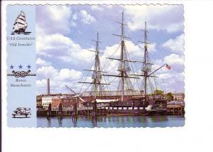 USS Consitutioin, Old Ironsides, Tall Ship, Boston Massachusetts,