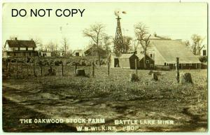 RPPC, Oakwood Stock Farm, Battle Lake Minn
