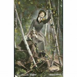 Fine Art Postcard 'Miss Camille Clifford'