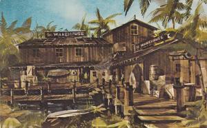 Exterior,  The Warehouse Restaurant,  Marina Del Rey,  Los Angeles,  Californ...