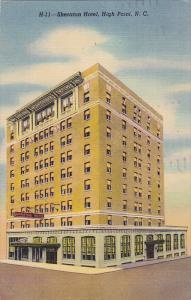 Sheraton Hotel, HIGH POINT, North Carolina, PU-1953