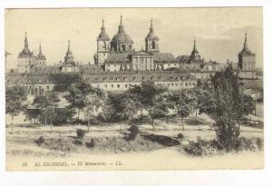 El Escorial , Spain, 00-10s El Monasterio