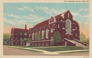 FULTON , Kentucky, 1930-40s ; First Methodist Church