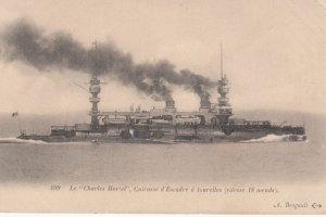 Warship : Le Charles Mariel , Cuirasse d'Escadre a Tourelles , France , 00-10s