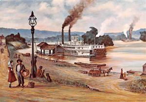 Marietta Wharf - William E Reed