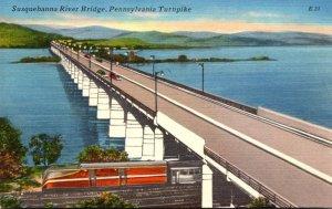 Pennsylvania Turnpike Susquehanna Bridge