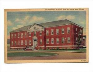 Administration Building, Scott Air Force Base, Illinois, 1930-1940s