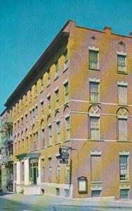 New York Albany Y W C A Building