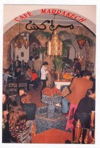 Cafe Marrakech, TAORMINA, Italy 60-70s