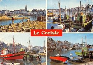 France Le Croisic Port Bateaux, Fishing Harbour Boats