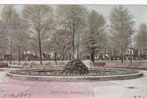 New York Rochester Scene In Jones Park 1909