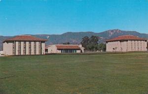 Johnston College, Commons, East & West Halls, University of Redlands, Califor...