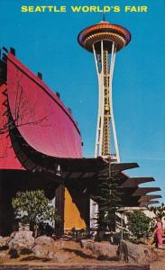 Washington Seattle Space Needle Seattle World's Fair