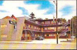 OR Portland Broadway Motel