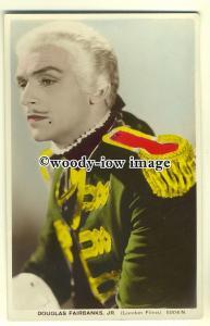 b2299 - Film Actor - Douglas Fairbanks Jr - Postcard