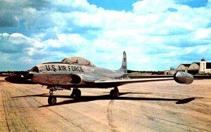 USAF - Lockheed T-33A Shooting Star Jet
