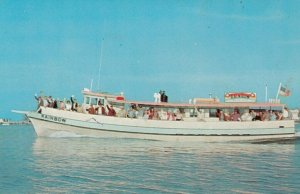 CLEARWATER BEACH , Florida , 1940-60s ; Rainbow Party boat