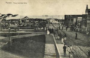 brazil, MACEIO, Praça Euclides Malta (1919)