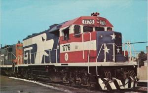 Grand Trunk Western Locomotive 1776