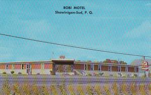 Robi Motel, Shawinigan-Sud, Province of Quebec, Canada, 40-60s