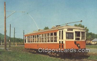 Trolley Car #311, Railways to Yesterday Rockhill Furnace, PA, USA Rockhill Fu...