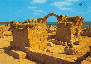 Cyprus Kolones A Byzantine Castle Nea Paphos Chateau