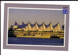 Five Sails Pavilion, Expo 86 Vancouver, British Columbia,