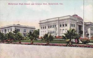 California Hollywood Hollywood High School And Science Hall