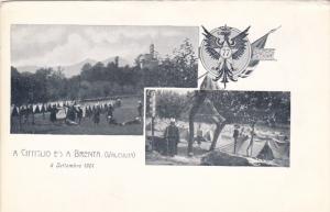 A Cittiglio ed a Brenta (Valcuuia) , Italy , 1901