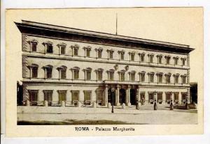 Palazzo Margherita,Roma,Italy 1900-10s