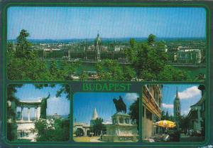 Hungary Budapest Multi View