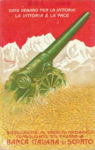 Military Date Denaro Per La Vittoria La Vittoria E La Pace - World War 1 04.14