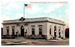 New Jersey  Perth Amboy  Post office and Custom House