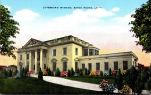 Louisiana Baton Rouge Governor's Mansion