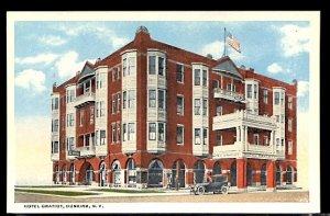 Hotel Gratiot, Dunkirk New York