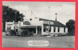 12664 Richard's Restaurant, Richfield Gas Station, Aberdeen, Maryland