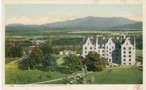 BURLINGTON  , Vermont , 1901-07s ; University