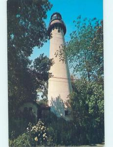 Unused Pre-1980 WHITE HOUSE Evanston - Near Chicago Illinois IL H4959