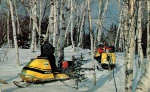 ME - Snowmobiling