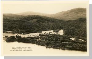 Moosehead Lake, Maine/ME Postcard, Squaw Mountain Inn