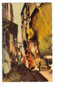Rue de la Casbah, Alger, Algeria, Africa, 00-10s