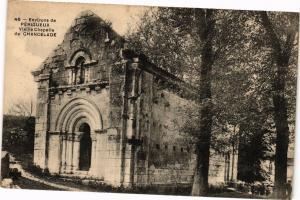 CPA PÉRIGUEUX-Vieille Chapelle de CHANCELADE (233796)
